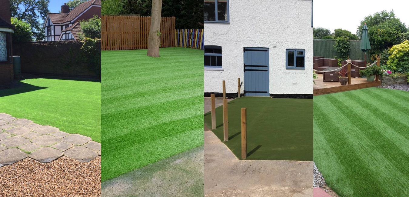 Artificial Lawns by Bingham Ground Services