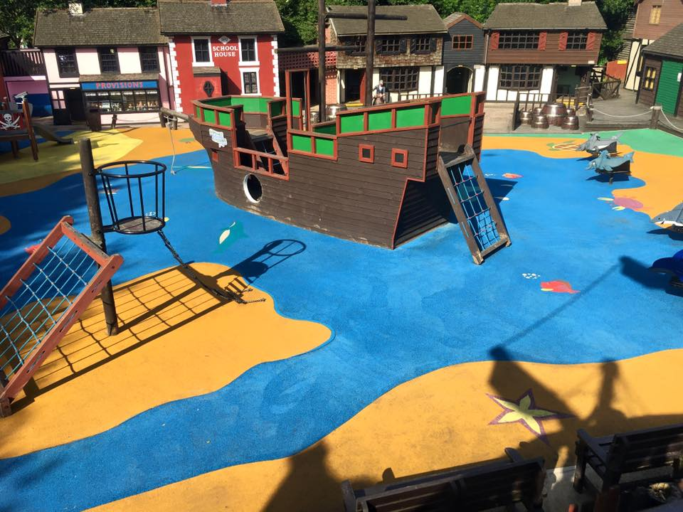 Artificial Playgrounds from Bingham Ground Services