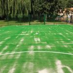 North Wheatley School sports court surfacing.