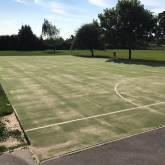 MUGA installed in Nottinghamshire