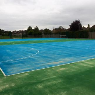 Multi Use Games Areas from Bingham Ground Services